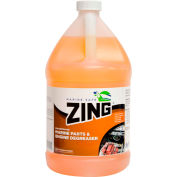 ZING® - Concentrated Marine Parts & Engine Degreaser, Gallon Bottle 4/Case - Z392-G4