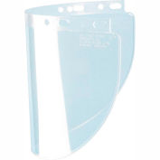FIBRE_METAL by Honeywell 4178CL, Wide Vision Faceshield Window