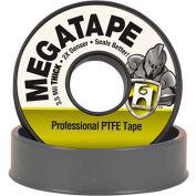 """Hercules® 15100 MEGATAPE PTFE Tape 1/2"""" x 1000"""" - Pkg Qty 63"""