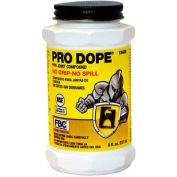 Hercules 15427 Pro Dope Thread Sealant - Screw Cap With Brush 1 Pt. - Pkg Qty 12