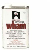 Hercules 20110 Wham Waste System Cleaner 1 qt. - Pkg Qty 12