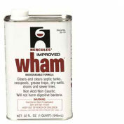 Hercules 20115 Wham Waste System Cleaner 1 Gallon - Pkg Qty 6