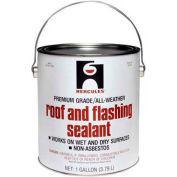 Hercules 25410 Roof & Flashing Sealant Gallon - Pkg Qty 6