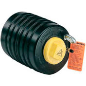 "Cherne 265078 8""- 10"" Muni-Ball Plug 2"" Bypass, 17 PSI, 40 FT"