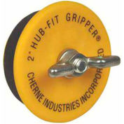 "Cherne 270528 2"" Hub-Fit Gripper Plug , 13 PSI, 30FT"