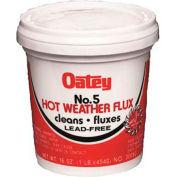 Oatey 30062 No. 5 Paste Flux - Hot Weather 16 oz. - Pkg Qty 12