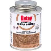 Oatey 30752 Clear Primer 16 oz., NSF Listed - Pkg Qty 24
