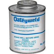 Oatey 30810 Oateyweld CPE Solvent with Dauber 16 oz. - Pkg Qty 12