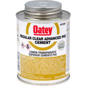 Oatey 31925 PVC Regular Clear Advanced Cement 4 oz. - Pkg Qty 24
