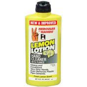 Hercules 45314 Hercules For Hands - Lemon Lotion Hand Cleaner - Flip Top Cap 15 oz. - Pkg Qty 12