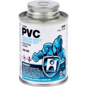 Hercules 60003 PVC - Clear, Medium Body, Medium Set Cement - Dauber In Cap 4 oz. - Pkg Qty 12