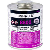 Oatey 8824 8800 Series Purple Primer/Cleaner 1 Gallon - Pkg Qty 6