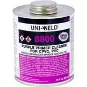 Oatey 8866S 8800 Series Purple Primer/Cleaner 4 oz. - Pkg Qty 24