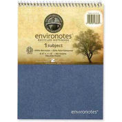 """Roaring Spring® Environotes 1-Subject Notebook, 8-1/2"""" x 11"""", College Ruled, 80 Sheet/Pad"""