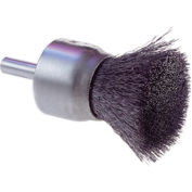 "Osborn 300530  Crimped Wire End Brush 1/2"" x 0.010"" x 2-3/4"" Steel - Pkg Qty 12"