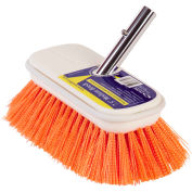 "Swobbit 7-1/2"" Medium Orange Brush - SW77350"