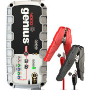 NOCO Genius 26 Amp UltraSafe Battery Charger with JumpCharge Engine Start, 12/24V - G26000