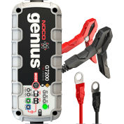 NOCO Genius 7.2 Amp UltraSafe Battery Charger and Maintainer, 12/24V - G7200