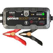 NOCO Genius Boost Sport 400 Amp UltraSafe Lithium Jump Starter - GB20