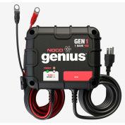 NOCO Genius 10 Amp 1-Bank Waterproof Onboard Battery Charger - GEN1