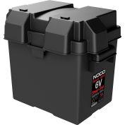 NOCO 6-Volt Snap-Top Battery Box - HM306BKS - Pkg Qty 6