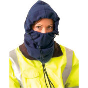 Occunomix 3-IN-1 Plush Fleece Winter Liners, Navy, 1070-01 - Pkg Qty 6