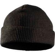 Flame Resistant Cap, Black, 12 Pack - Pkg Qty 12