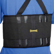 Value The Brute Back Support w/Suspenders, Small