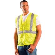 MiraCool® Plus Cooling Vest, Hi-Viz Yellow, Large/XL