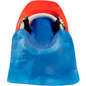 OccuNomix MiraCool® PVA Hard Hat Pad with Shade, Blue