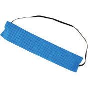 OccuNomix MiraCool® PVA Sweatbands, Blue, 10/Pack
