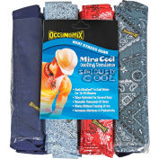 MiraCool® Bandana Assorted Colors,100 Pack