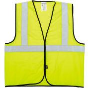 Class 2 Solid Vest, Hi-Vis Yellow 2XL/3XL