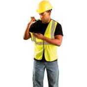 OccuNomix Value Mesh 5-Pt. Break-Away Vest Hi-Vis Orange, 2/3 XL, ECO-GCB-O2/3X