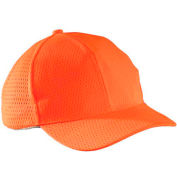 Hi-Vis Mesh Ball Cap, Hi-Vis Orange