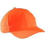 Hi-Vis Mesh Ball Cap, Hi-Vis Orange