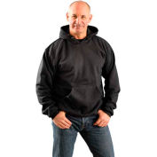 Premium Flame Resistant Pull-Over Hoodie, Navy, XL