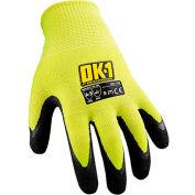 Occunomix OK-130-014 Cut Protection Gloves, ANSI Cut Level 3, L