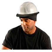 Premium Flame Resistant Hard Hat Tube Liner, Black