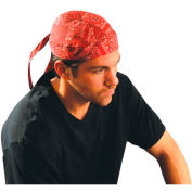 Regular Tie Hat With Elastic Rear Band, Assorted Colors, 12 Pack - Pkg Qty 12