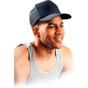 Vulcan Baseball Style Bump Cap, Black