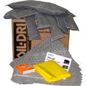 Oil-Dri® Universal Spill Kit Refill Pack, 20 Gallon Capacity