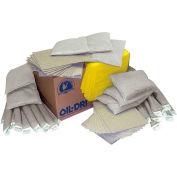 Oil-Dri® Universal Spill Kit Refill Pack, 95 Gallon Capacity