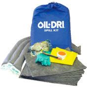 Oil-Dri® Universal Trucker Spill Kit, 6 Gallon Capacity
