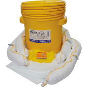 Oil-Dri® Oil Only Spill Kit, 20 Gallon Capacity