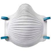 Moldex® 4200N95 AirWave® N95 Disposable Respirators, Medium/Large, 10/Box