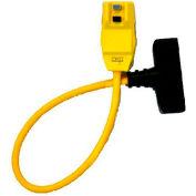 CEP 1445G2, 2' 12/3 SJTW Tri-Tap GFCI Right Angle Plug