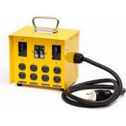 CEP 6503GU, 30A U-Ground Mini Power Center
