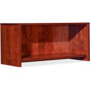 "Lorell® Hutch - 29.5"" x 14.8"" x 16.8"" - Cherry - Essentials Series"