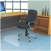 """Lorell® Polycarbonate Chair Mat - 60"""" x 79"""" Clear"""